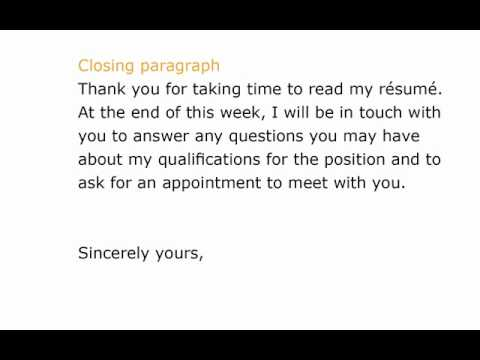 Do I Need A Cover Letter When Applying On Indeed