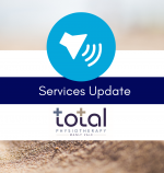 An Update on Our Current Services