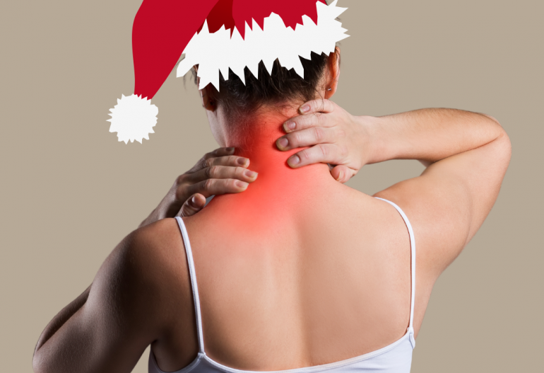Christmas – A Pain in the Neck?