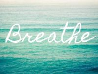 How well are you breathing? 3
